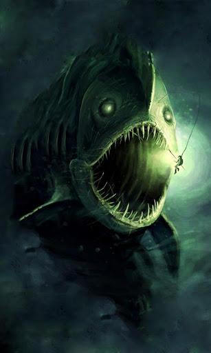 Lwp 무서운 괴물
