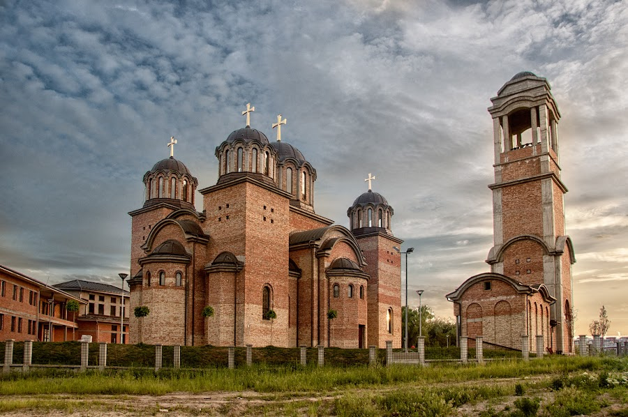 by Vladimir Jablanov - Buildings & Architecture Places of Worship