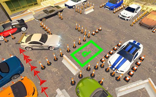 Unique Parking Game: Real Car Driving screenshot 6