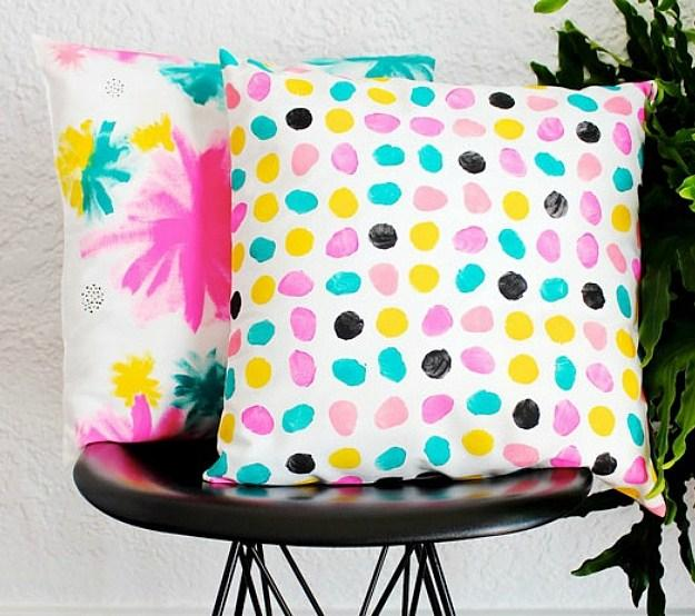 unique pillow design ideas screenshot - Pillow Design Ideas