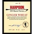 Logo of Harpoon 100 Barrel Series Ginger Wheat