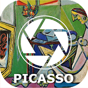 Picasso camera icon