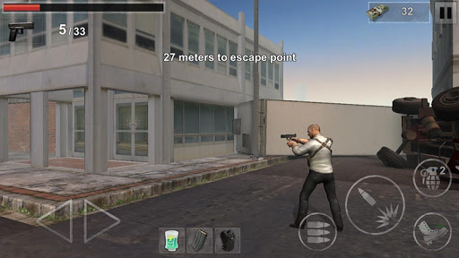 The Zombie: Gundead  screenshots 2