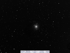 Photo: M54 is an interesting target as it was one of the 1st objects reclassified as NOT belonging to our galaxy, but rather belongs to the Sagittarius Dwarf Elliptical Galaxy.  Just a couple more shots of backlog left.  I've shot this target before and can be seen here amonst the Deep Sky / Clusters album (https://plus.google.com/photos/108750361778865447048/albums/5846502832257385345?banner=pwa)