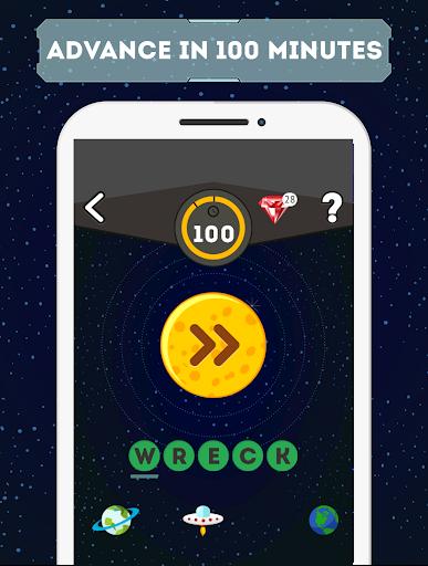 玩免費拼字APP|下載Word Invasion: guess by сlues app不用錢|硬是要APP
