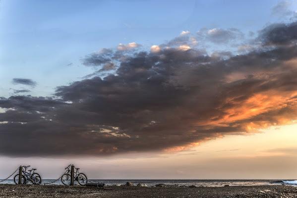 Sotto questo sole, bello pedalare, se... di Viola1