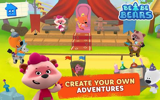 Be-be-bears - Creative world apkpoly screenshots 9