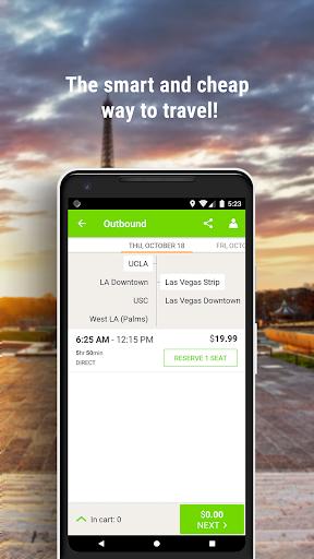 FlixBus - Smart bus travel 4.3.2 screenshots 5