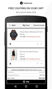 VipBrands Shopping - náhled