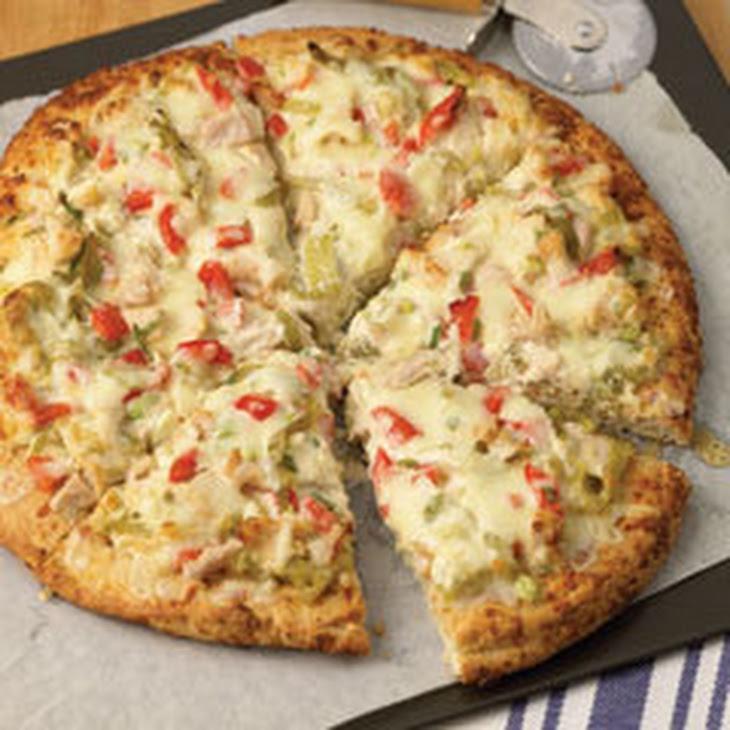 Monterey Turkey Pizza Recipe