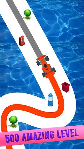 Line Color Game 3D apktram screenshots 7