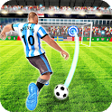 Real Football Player: Soccer Strike League Game icon