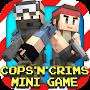 Download Cops N Crims : Mini Multiplayer FPS Game apk