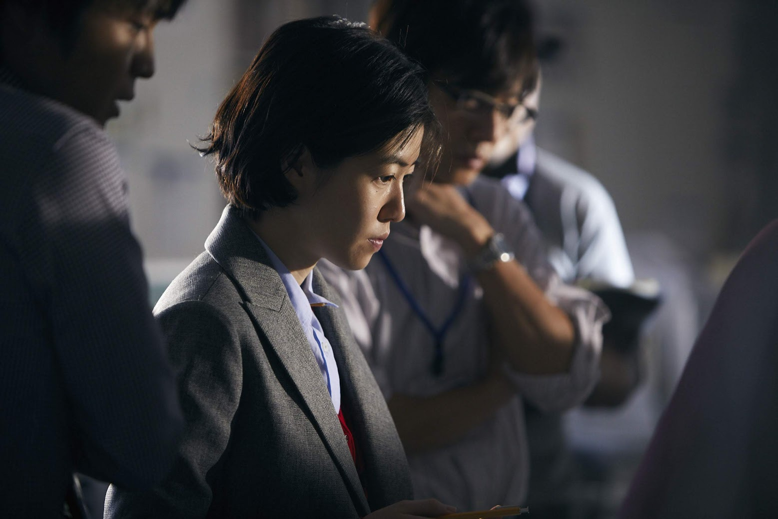 [迷迷影劇] 韓國女星深入「東京新聞」當見習生 沈恩敬《新聞記者》挑戰全日語對話 演技驚艷全劇組