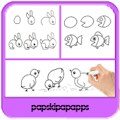 Animal Drawing Tutorials