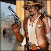 Ruthless Cowboy : Gun Fire War