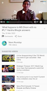 Cricbuzz - Live Cricket Scores & News Screenshot