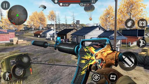 Critical Action :Gun Strike Ops - Shooting Game 2.4.90 screenshots 6