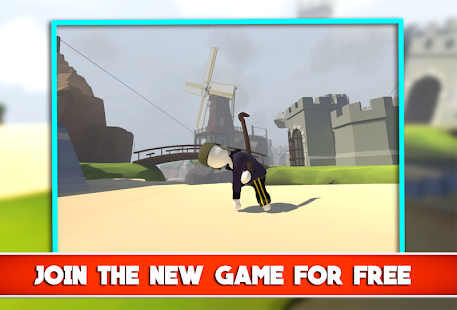 Game New Human Fall Flat! ALL LEVELS! APK for Windows Phone