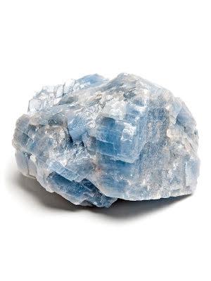Kalcit, blå
