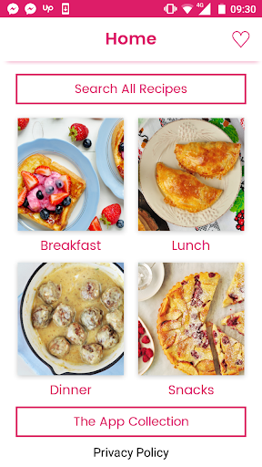 Screenshot for Fussy Toddler Recipes in United States Play Store