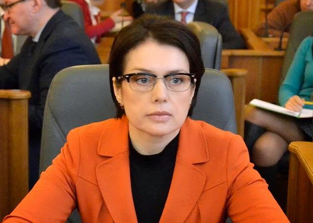 Лілія Гриневич: Переміщені ВНЗ – це можливості, а не проблеми для України
