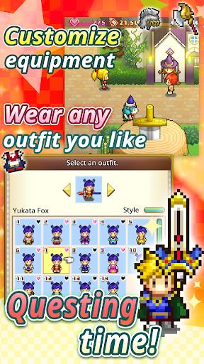 Code Triche Quest Town Saga APK MOD screenshots 3
