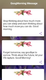 Latest Good Morning Message 2018 - náhled