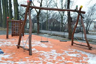 """Photo: plac zabaw """"Radosna Szkoła"""""""