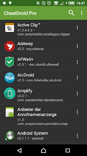 App Cheat Droid ★ root only APK for Windows Phone