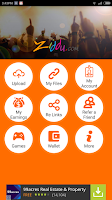 Screenshot of Ziddu - Free File Sharing