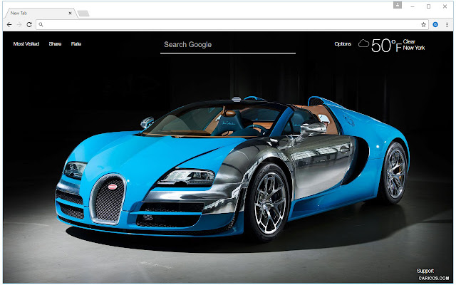 Bugatti Sports Cars Hd Wallpapers For New Tab