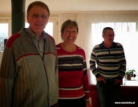 Photo: 29.12.2013: wir sind angekommen bei sylvia und wolfgang, die uns für ein paar tage über silvester eingeladen haben - wir haben uns so gefreut, weil wir noch nie in dieser gegend waren
