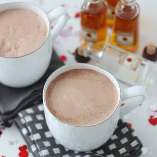 Bourbon Hot Chocolate.