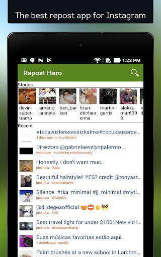 Foto do Repost Hero: Photo Video & Story Saver 4 Instagram