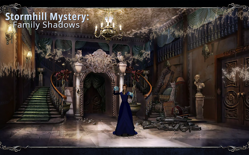 Stormhill Mystery: Family Shadows - screenshot