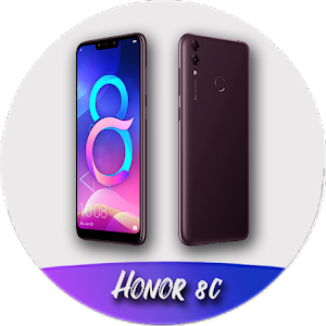 Download Honor 8C Launcher Theme and Icon Pack APK latest version