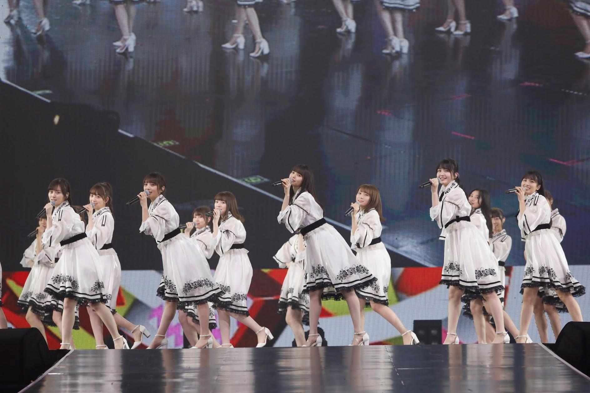 【迷迷現場】詳細報導 乃木坂46  小巨蛋開唱 三小時精彩內容誠意滿滿 「請大家也要相信我們,我們絕對會再和大家相見!」