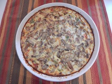 Anytime Quiche Recipe