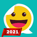 Sticker Maker and Animated Stickers For WhatsApp icon