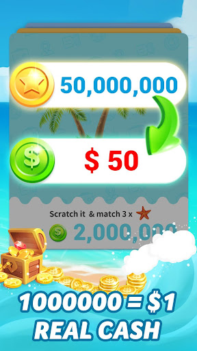 Money Day - EarnRewardsforFreeScratchcards 1.0.0 screenshots 2