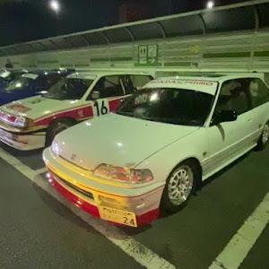 シビック EF9 SIR 平成2年式のカスタム事例画像 Makotoさんの2020年09月21日01:04の投稿