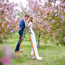 結婚式の写真家Anna Timokhina (Avikki)。18.05.2016の写真