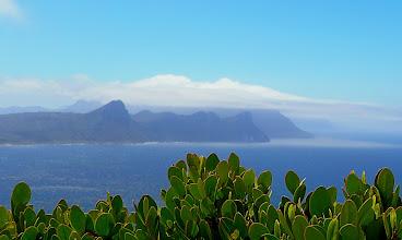 Photo: Blick vom Kap der Guten Hoffnung