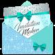 Invitations Card Maker - Background for Invitation Download on Windows