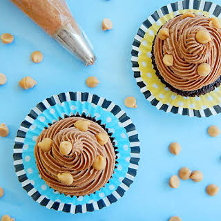 Chocolate Peanut Butter Frosting.