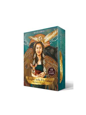 Orakelkort, änglar och förfäder