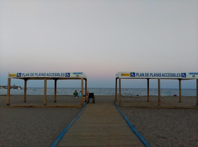 Parque Natural Cabo de Gata-Níjar, playa de San José.