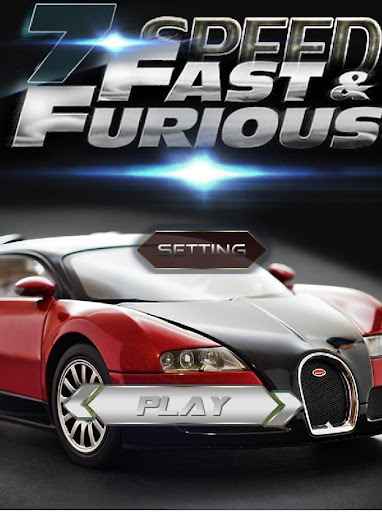 Car Fast Furious-78 game