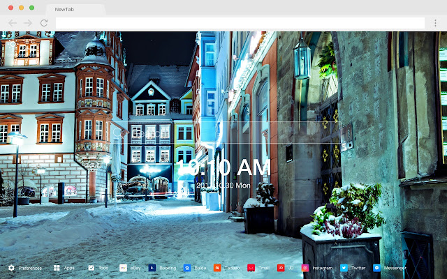 Germany New Tab Page HD Wallpapers Themes